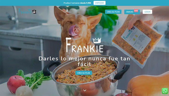 ejemplo de tienda online de suscripción