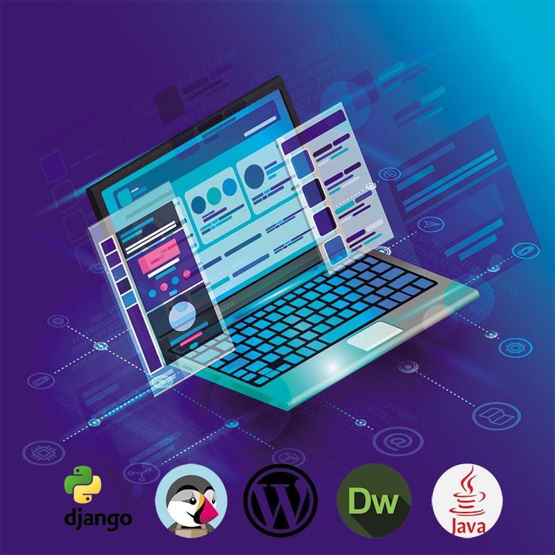 tecnologias a usar para un sitio web