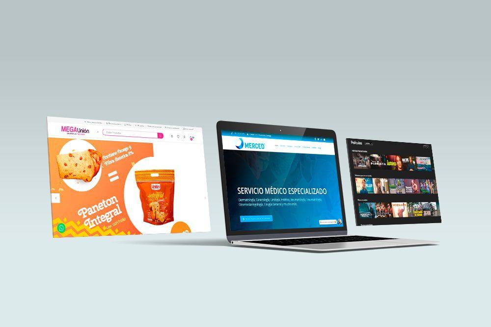 pagina web dinámica